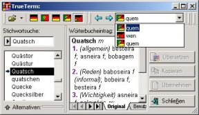 TrueTerm Portuguese/Brazilian Bundle - click for full size